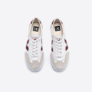 Veja Shoes | Veja Volley White Marsala